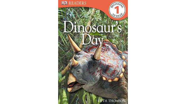 Dinosaur\'s Day by Ruth Thompson